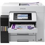 Epson L6580, A4, color-tank MFP, Fax, ADF, duplex, LAN, WiFi, iPrint