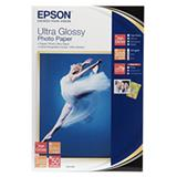 Epson papier Ultra Glossy Photo, 300g/m, 10x15, 50ks