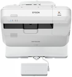 Epson projektor EB-1470Ui, 3LCD, Laser, WUXGA, 4000ANSI, 2 500 000:1, HDMI, LAN, WiFi- ultra short