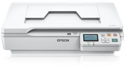 Epson skener WorkForce DS-5500N, A4, LAN