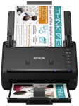 Epson skener WorkForce ES-500WII, A4, 600dpi, ADF, duplex, WiFi, USB 3.0