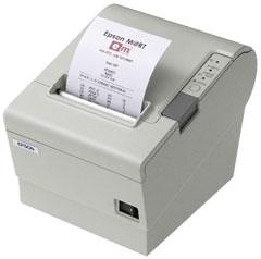 Epson TM-T88V-813 paralelna + USB, termo, biela