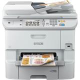 Epson WorkForce Pro WF-6590DWF, A4, All-in-One, duplex, ADF, Fax, LAN, Wifi, NFC, PDL
