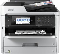 Epson WorkForce Pro WF-M5799DWF, A4, MFP, mono, GLAN, duplex, ADF, Fax, Wifi, NFC