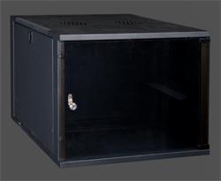 """Eurocase nástenný rozvádzač GQ5615 15U / 19"""" 540x600x710mm"""