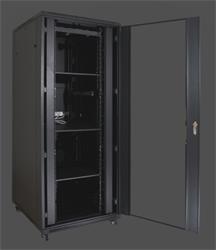 """Eurocase stojanový skriňový rozvádzač GB6832, 32U / 19"""" 600x800x1533mm"""