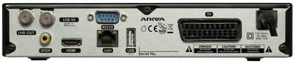 FERGUSON satelitný receiver ARIVA 103