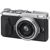 "FUJIFILM FinePix X70 EXR Silver, 16 Mpix, 18.5mm F2.8 , 3"" LCD, SD/SDHC"