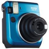 FUJIFILM Instax Mini 70 Blue - unikatny fotoaparat s tlacou fotografii