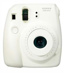 FUJIFILM Instax Mini 8 White - unikatny fotoaparat s tlacou fotografii