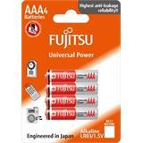 Fujitsu Universal Power alkalická batéria LR03/AAA, blister 4ks