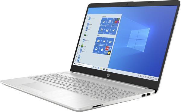 HP 15-dw2003nc, i5-1035G1, 15.6 FHD, MX330/2GB, 8GB, SSD 512GB, W10, 2-2-0, Silver