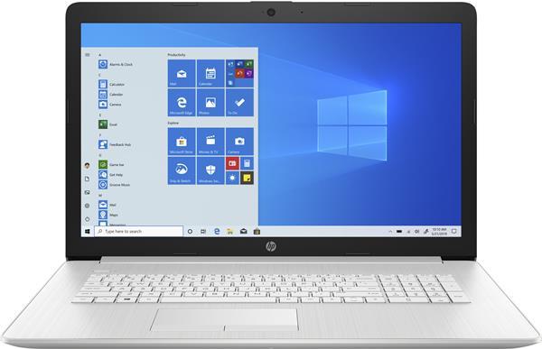 HP 17-ca2003nc, Ryzen 3 3250U, 17.3 FHD, UMA, 8GB, SSD 512GB, W10, 2-2-0, Silver