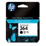 HP 364 Black Inkjet Print Cartridge - Blister