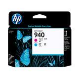 HP 940 Officejet Printhead cyan/magenta
