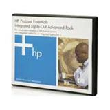 HP Integrated Lights-Out Essentials including 1yr 24x7 Tech Support and Updates Single Svr License