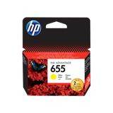 HP náplň c. 655 žltá