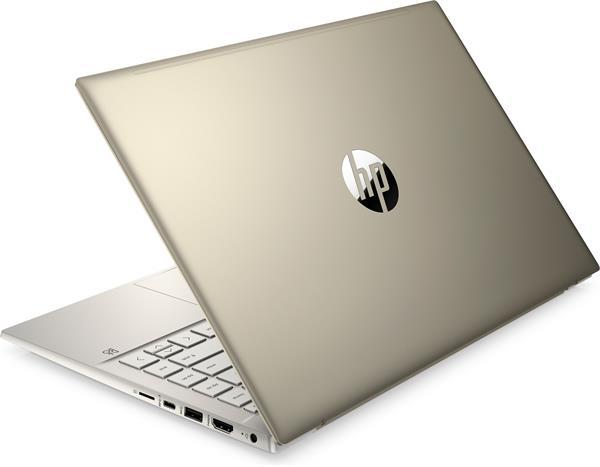 HP Pavilion 14-dv0001nc, i3-1115G4, 14.0 FHD, UMA, 8GB, SSD 256GB, W10, 3-3-0, Warm Gold