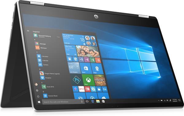 HP Pavilion x360 15-dq1002nc, i5-10210U, 15.6 FHD/Touch, UMA, 8GB, SSD 512GB, W10, 2-2-0, Silver