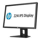 HP Z24i, 24 IPS/LED, 1920x1200, 1000:1, 8ms, 300cd, VGA/DVI/DP, USB, PIVOT, 3y