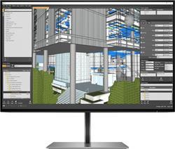 HP Z24n G3 WUXGA Display, 24.0 IPS, 1920x1200, 1000:1, 5ms, 350cd, HDMI/DP, 3-3-0, pivot