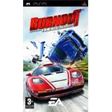 Hra k PSP Burnout Legends