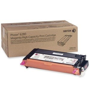 Xerox MAGENTA HIGH CAPACITY PRINT CARTRIDGE, PHASER 6280 DMO (5.9K)