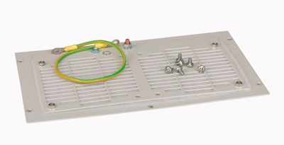 MOELLER / EATON ventilačná doska s filtrem pre rozv. NWS