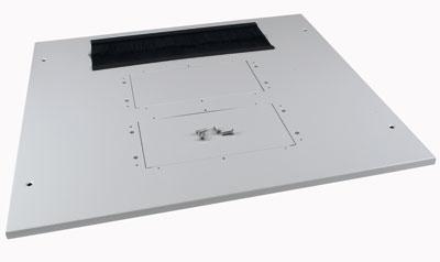 MOELLER / EATON vrchné/spodné kryt rozv.NCE, 600x800 pre 2x vent.dosku