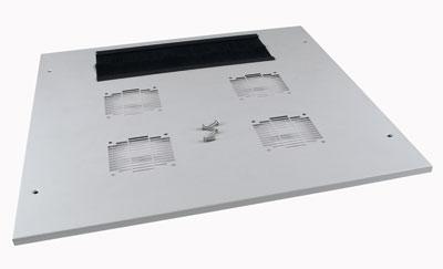 MOELLER / EATON vrchný kryt rozv.NCE, 600x600 pre 4x ventilátor