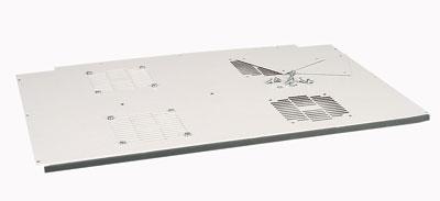 MOELLER / EATON vrchný kryt rozv.NWS, 600x600 pre 4x ventilátor