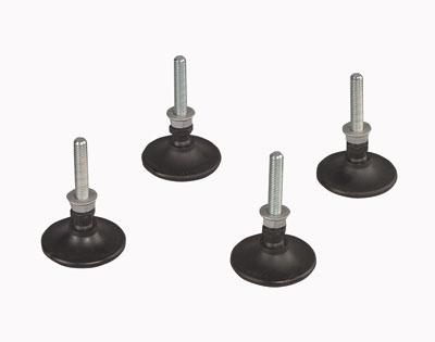 MOELLER / EATON vyrovnávací nohy pre stojanové rozvádzače, 4ks