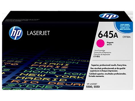 HP toner for CLJ5500/5550 magenta