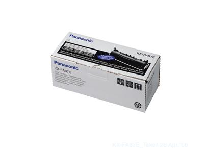 Panasonic KX-FA87E tonerova kazeta pre KX-FLB803/ FLB813/ FLB853/ FLB883 (2 500 stran)