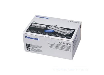 Panasonic KX-FA86E valcova jednotka pre KX-FLB803/ FLB813/ FLB853/ FLB883 (10 000 stran)