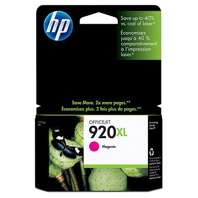 HP 920XL Magenta Officejet Ink Cartr.