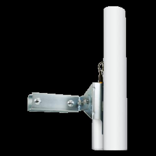 Ubiquiti AirMax 5Ghz 17dBi 90 stupňov (anténa s rocket príslušenstvom, bez rocket)