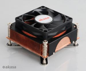 AKASA AK-CC051 - Intel aktívny chladič (Intel LGA 1366) 2U