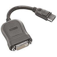 Lenovo DisplayPort to DVI-D Monitor Cable
