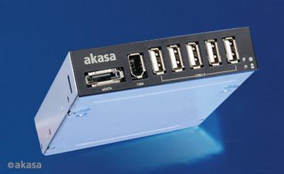 AKASA AK-ICR-08, 3,5