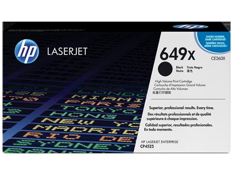 CE260X HP toner čierny pre LaserJet CP4525 17.000str