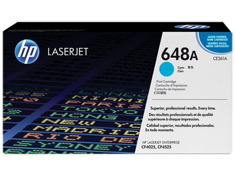 CE261A HP toner cyan pre LaserJet CP4525