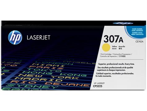 CE742A HP toner yellow pre LaserJet CP5220 /7300str/