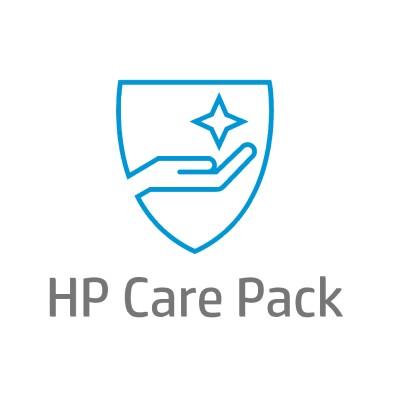 HP CarePack - Oprava s odvozom a vrátením, 3 roky