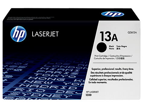 HP Toner Cartridge for HP LaserJet 1300 (appx. 2500 pages)