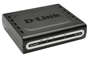 D-Link DSL-321B ADSL2+ Ethernet Modem, Annex B
