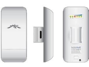 Ubiquiti NanoStation Loco M5 - outdoor 5GHz klient vč. 2 x 13dBi antény