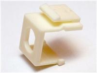 CNS keystone redukcia pre spojku ST simplex, biela