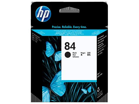 HP No.84 black print head 120, 130, 30, 90, 10PS/20PS/50PS