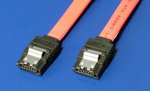 SATA dátový kábel 50cm so zámkami